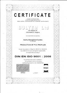 certificat baufen